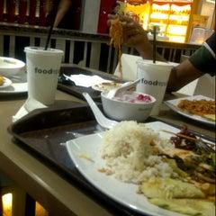 Photo taken at Food Republic by Ikhwan A. on 9/28/2012