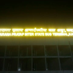 Photo taken at ISBT Kashmere Gate by Sunil S. on 4/11/2013