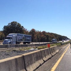 Photo taken at Interstate 95 Exit 92 by Christopher D. on 10/25/2014