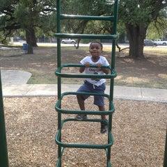 Photo taken at San Pedro Park by Roxxs F. on 9/22/2014