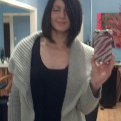 Photo taken at Red 7 Salon by Ruthie M. on 12/9/2012