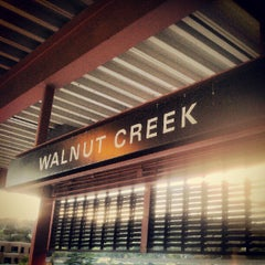 Photo taken at Walnut Creek BART Station by Mark M. on 10/13/2012