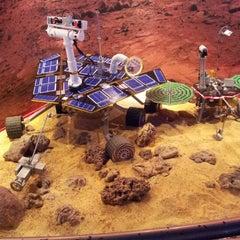 Photo taken at National Planetarium (Planetarium Negara) by Abdul M. on 12/15/2012