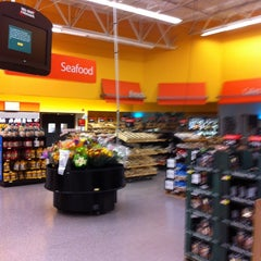 Photo taken at Walmart Supercenter by Seb P. on 10/23/2012