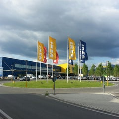 Photo taken at IKEA by Marco G. on 4/21/2013
