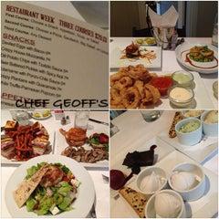 Photo taken at Chef Geoff's Tysons Corner by Anna W. on 8/23/2013