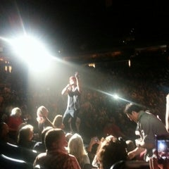 Photo taken at BOK Center by Maureen K. on 12/8/2012