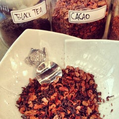 Photo taken at Herbal Infusions Tea Co. by Kelly K. on 1/12/2013