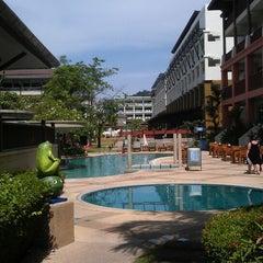 Photo taken at Kata Sea Breeze Resort by Juli B. on 4/2/2013