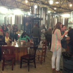 Photo taken at Good People Brewing by Stephen P. on 4/21/2013