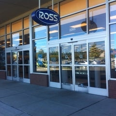 Photo taken at Ross Dress for Less by Wesley S. on 10/20/2013