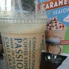 Photo taken at Paciugo Gelato & Caffé by Liz G. on 4/12/2014