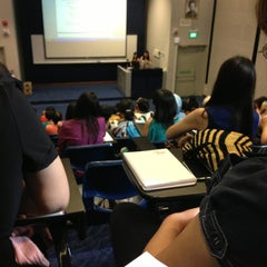 Photo taken at Methodist Girls School by melly on 1/7/2013