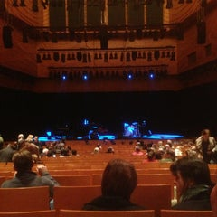 Photo taken at Melbourne Recital Centre by Tim P. on 6/21/2013