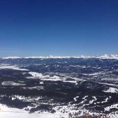 Photo taken at Breckenridge Ski Resort by Cory P. on 3/31/2013