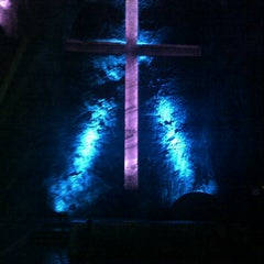 Photo taken at Catedral de Sal de Zipaquirá by Jeferson S. on 1/29/2013