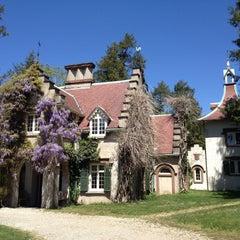 Photo taken at Sunnyside: Home of Washington Irving by Teresa O. on 5/5/2013