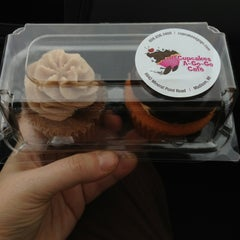 Photo taken at Cupcakes-A-Go-Go by Megan H. on 6/28/2013