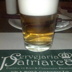 Photo taken at Cervejaria Patriarca by Paulo E. on 10/31/2012