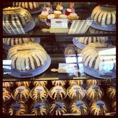 Photo taken at Nothing Bundt Cakes by cyn on 4/6/2013