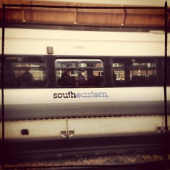 Photo taken at Platform 4 by Serena R. on 10/10/2012