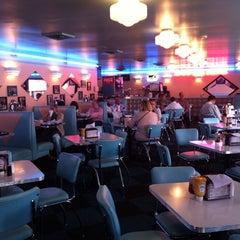 Photo taken at Rockabilly's Diner by Klasaukje d. on 3/21/2014