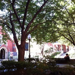 Photo taken at Maguire Hall, Georgetown University by Andrew K. S. on 9/23/2012
