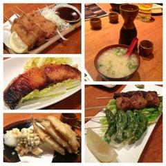 Photo taken at Sake Bar Hagi by Kasey T. on 2/18/2013