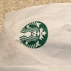 Photo taken at Starbucks by Adrienne on 4/16/2016