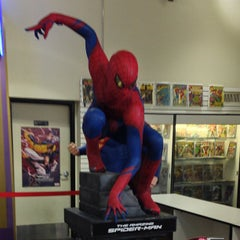 Photo taken at Phat Collectibles by Brian B. on 4/1/2013