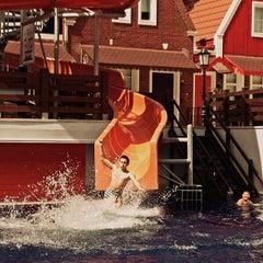 Photo taken at Orange County Swimming Pool by Daria D. on 5/8/2013