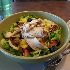 Photo taken at Panera Bread by Tricia L. on 5/24/2013