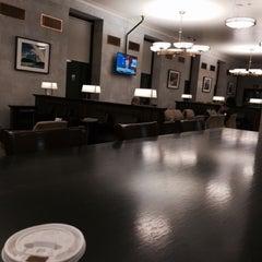 Photo taken at VIA Rail Business Lounge - Union Station by Jennifer K. on 11/3/2014