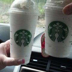Photo taken at Starbucks by MARK on 4/28/2013
