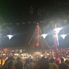 Photo taken at วัดหลวงพ่อโอภาสี (สวนอาศรมบางมด) Wat Luang Por Opasee by -ZEABRA- on 11/25/2015
