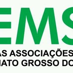 Photo taken at FAEMS - Federação das Associações Empresariais de MS by Stephanie R. on 7/19/2013