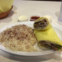 Photo taken at Kabab Grill by Giovanni F. on 9/8/2014