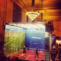 Photo taken at Vanderbilt Hall by Nat C. on 1/20/2013