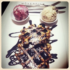 Photo taken at Movenpick by nutty on 5/26/2013