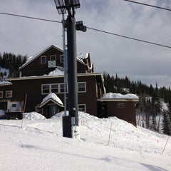 Photo taken at Whitefish Mountain Resort by Jim F. on 1/21/2013