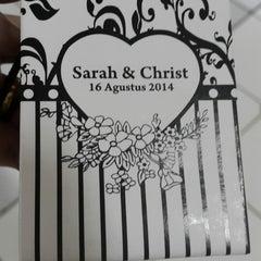 Photo taken at Islamic Center Bekasi by Rusti A. on 8/16/2014