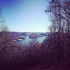 Photo taken at Center Hill Lake by Desirée D. on 11/25/2012