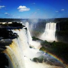 Photo taken at Parque Nacional de Iguazú by Nikita S. on 4/10/2013