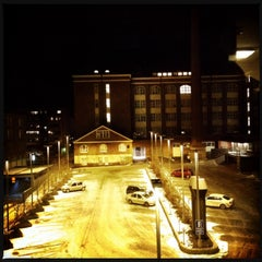 Photo taken at Holiday Inn Tampere - Central Station by Marko J. on 12/3/2013