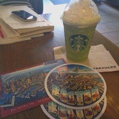 Photo taken at Starbucks by Ncy F. on 7/25/2014