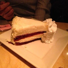 Photo taken at The Cheesecake Factory by Walter T. on 12/15/2012