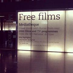 Photo taken at BFI Southbank by Dørīåñ C. on 5/5/2013