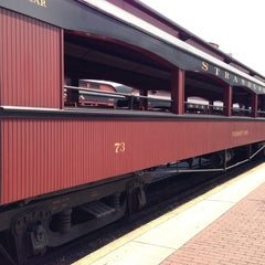 Photo taken at Strasburg Railroad by Carl F. on 6/24/2013