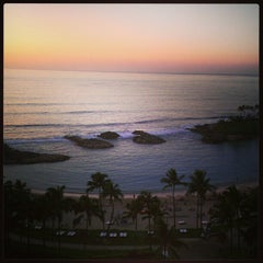 Photo taken at Marriott's Ko Olina Beach Club by Annelise H. on 12/29/2012
