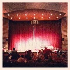 Photo taken at The Klein Memorial Auditorium by Brian S. on 12/2/2012